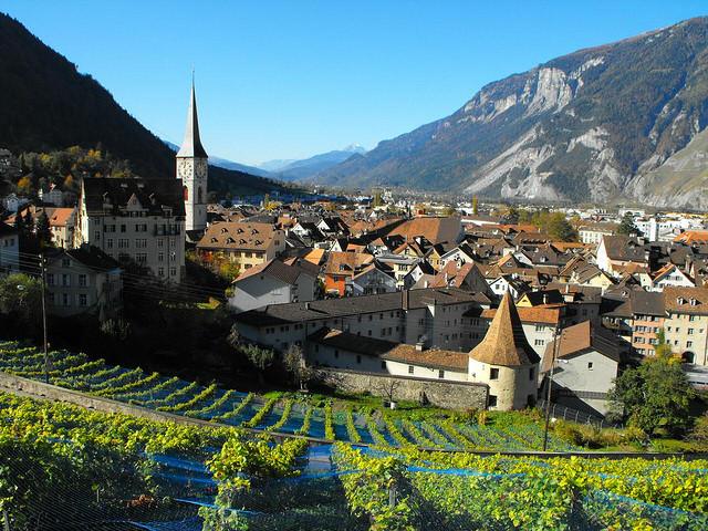Chur Suiza